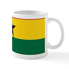 ghana flag rec 1 Mug