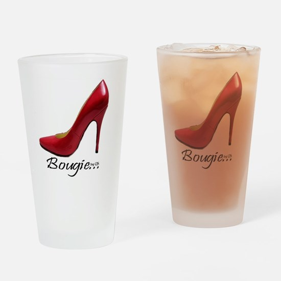 BougieRed2 Drinking Glass