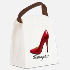 BougieRed2 Canvas Lunch Bag