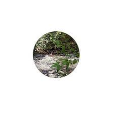 Waterfall run off Mini Button