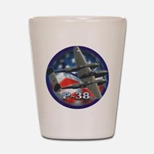 p38 3 Shot Glass