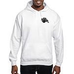 KawasakiTrax Snowmobile Club Hooded Sweatshirt