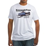 KawasakiTrax Fitted T-Shirt