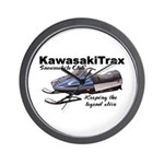 KawasakiTrax Wall Clock