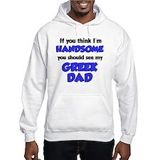 Greek Dad Baby Shirt Hoodie
