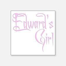 "edwardsb Square Sticker 3"" x 3"""
