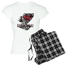 DRIPPINGBLOODed pajamas