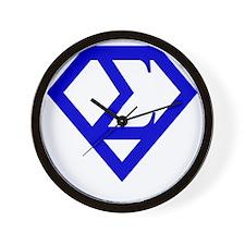 2-supersigma Wall Clock