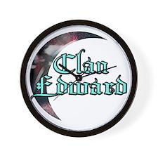 clanedwardmoon Wall Clock