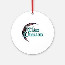 clanedwardmoon Round Ornament