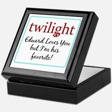 edwardlovesyoub Keepsake Box