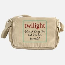 edwardlovesyoub Messenger Bag