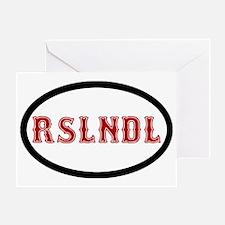 Roslindale Greeting Card