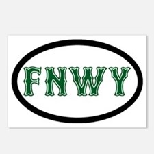 FenwayNeighborhood Postcards (Package of 8)
