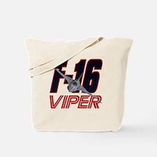 2-viper_front Tote Bag