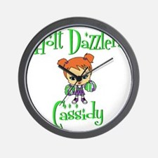 HoltDazzlersMC2 Wall Clock