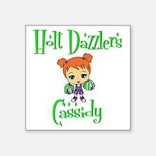 "HoltDazzlersMC2 Square Sticker 3"" x 3"""