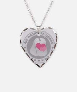 ANGLogoHearts Necklace