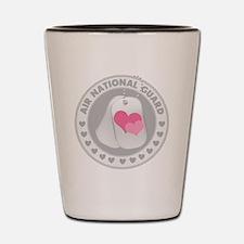 ANGLogoHearts Shot Glass