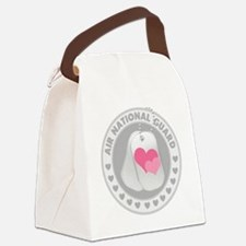 ANGLogoHearts Canvas Lunch Bag