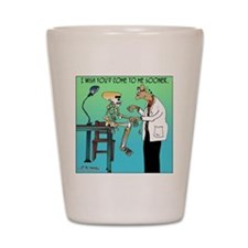 7659_medical_cartoon Shot Glass