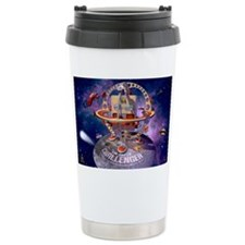 Postcard_w_border_print Travel Mug