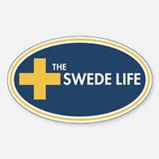 Swede Life Decal