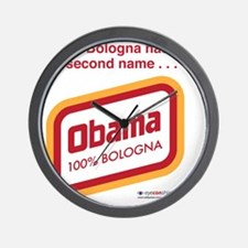 PT-122-L_Bologna Obama Wall Clock