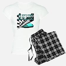 2-race car Pajamas