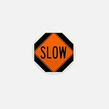 Slow Mini Button