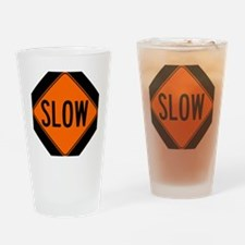 Slow Drinking Glass