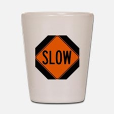 Slow Shot Glass