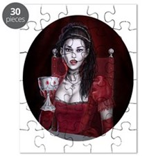 countess oval Puzzle