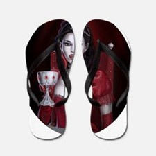 countess oval Flip Flops