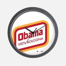 PT-122-D_Bologna Obama Wall Clock