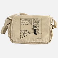 4565_philosophy_cartoon Messenger Bag
