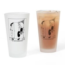 4453_relationship_cartoon Drinking Glass