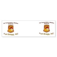 7th Transportation Bn Mug Bumper Sticker