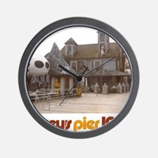 2-moreys-pier-hauntedhouse-starwars-ori Wall Clock