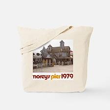 2-moreys-pier-hauntedhouse-starwars-orig Tote Bag