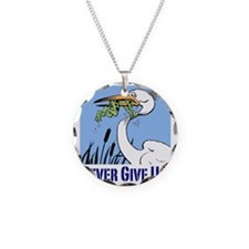 Dont Give Up3 Necklace