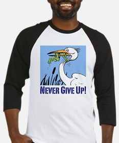 Dont Give Up3 Baseball Jersey