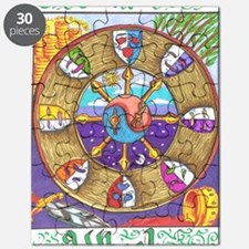 Wheel of fortune puzzles wheel of fortune jigsaw puzzle for Online wheel of fortune template