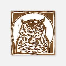 """onesmallowl Square Sticker 3"""" x 3"""""""