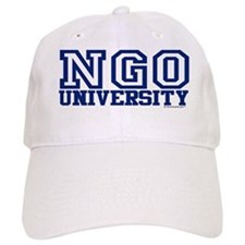 NGO University Baseball Baseball Cap