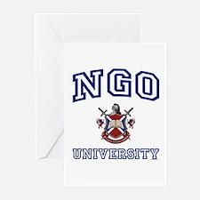NGO University Greeting Cards (Pk of 10)