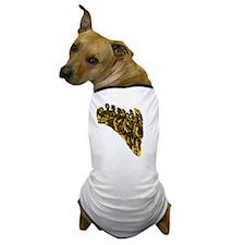 African kids Dog T-Shirt