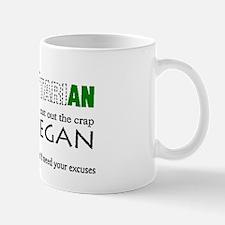 GoVeganBlack Mug