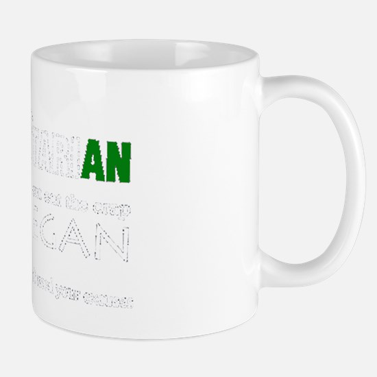 GoVeganWhite Mug