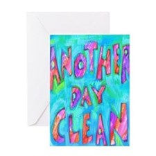 day clean Greeting Card